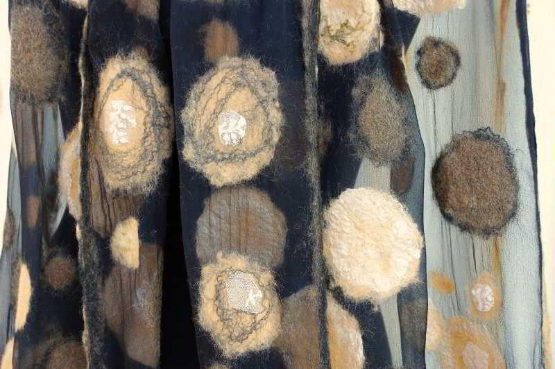 Detail Schal