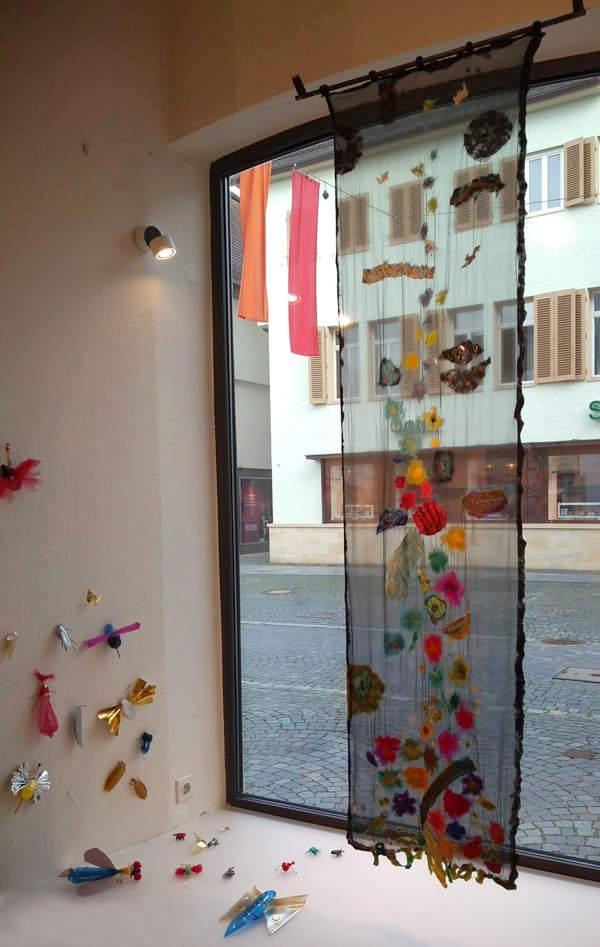 Schal Ausstellung Schwäbisch Gmünd